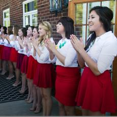 Learn about fraternity and sorority life